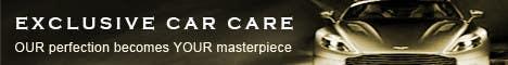 Penyertaan Peraduan #402 untuk Banner Ad Design for Exclusive Car Care