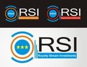 Logo Design for Royalty Stream Investments için Graphic Design124 No.lu Yarışma Girdisi
