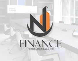 #42 untuk Creat a company logo design with letterhead and business cards for the company name is: (FINANCE FUNDAMENTALS Co.) oleh vanessavalera