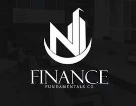 #43 untuk Creat a company logo design with letterhead and business cards for the company name is: (FINANCE FUNDAMENTALS Co.) oleh vanessavalera