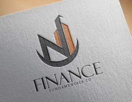 #47 untuk Creat a company logo design with letterhead and business cards for the company name is: (FINANCE FUNDAMENTALS Co.) oleh vanessavalera