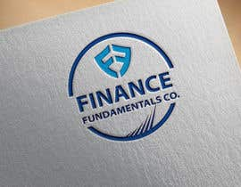 #33 untuk Creat a company logo design with letterhead and business cards for the company name is: (FINANCE FUNDAMENTALS Co.) oleh CreativeSqad