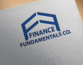 #32 untuk Creat a company logo design with letterhead and business cards for the company name is: (FINANCE FUNDAMENTALS Co.) oleh bachchubecks