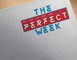 "#133 for Design a Logo: ""The Perfect Week"" by sarwarsaru9"