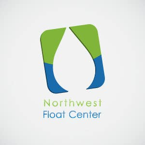 #460 for Logo Design for Northwest Float Center by enassd