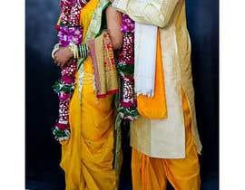 #14 , INDIAN Wedding BRIDE & GROOM Caricatures - FUNNY/ELEGANT Illustrations 来自 savitamane212