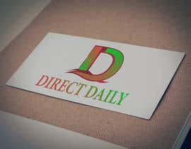 """#32 for Design a very simple logo for the company name """"Direct Daily"""" by dinislam1122"""