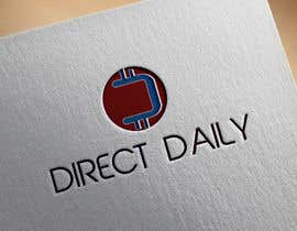 """#29 for Design a very simple logo for the company name """"Direct Daily"""" by shahrukhcrack"""