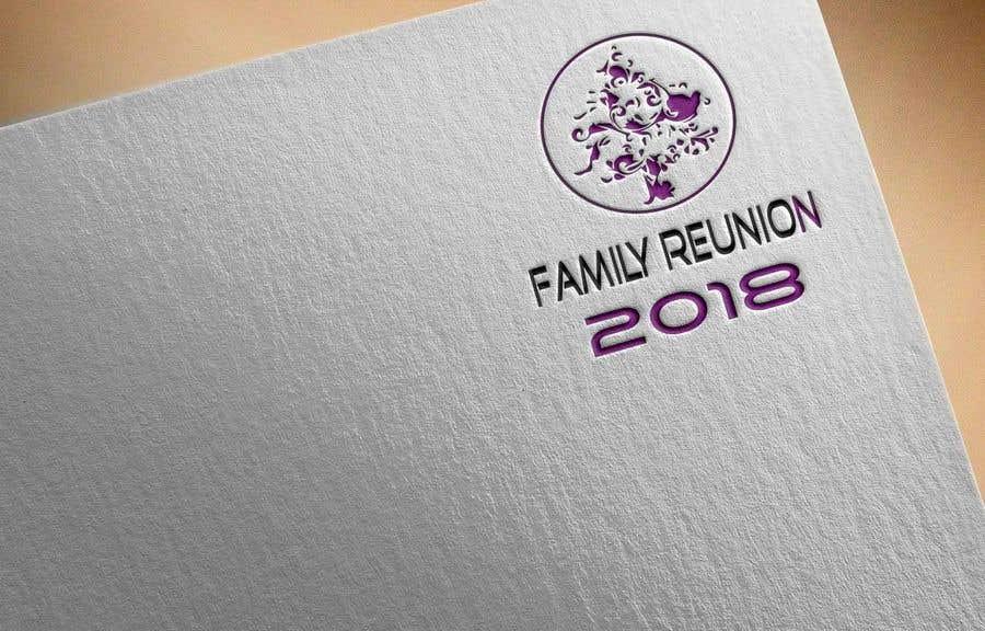 1da7b8af0 Entry #33 by bitheakter106 for Family Reunion Logo | Freelancer