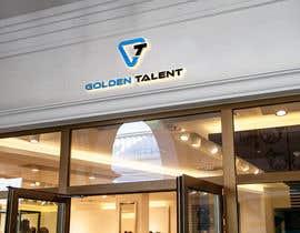 Nro 232 kilpailuun Logo design for Golden Talent käyttäjältä klal06