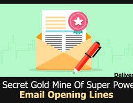#44 for Design an Awesome Banner - Email Opening Lines by Rameezraja8