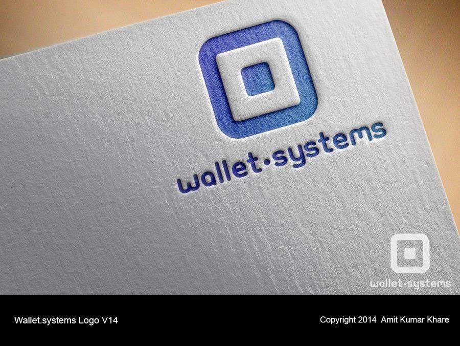 Penyertaan Peraduan #                                        76                                      untuk                                         Design a logo for wallet.systems