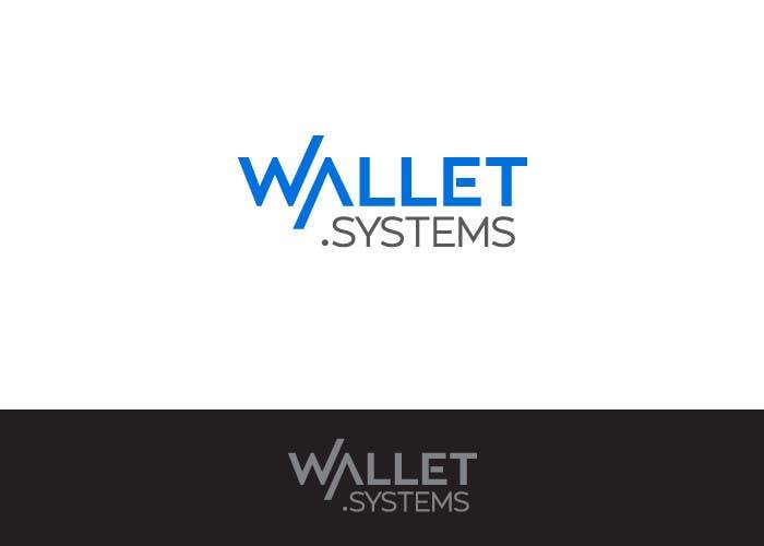 Penyertaan Peraduan #                                        84                                      untuk                                         Design a logo for wallet.systems