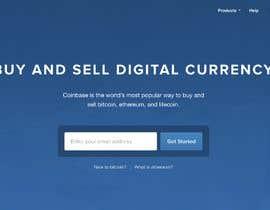 Nro 1 kilpailuun Build a Cryptocurrency buy and sell website käyttäjältä rustom861