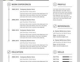 #7 for Need a business brochure/personal profile/resume by phthai