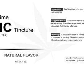 #4 for Design a label for Tincture Product af wanilala