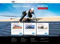 Graphic Design Inscrição do Concurso Nº24 para Website Design for All Star Roofing