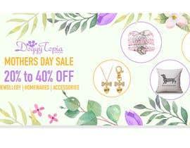 #16 for DoggyTopia Mothers Day Sale Marketing Design by kilibayeva