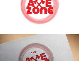 nº 118 pour Design a Logo for The Axe Zone par hannanget