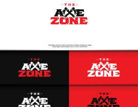 #132 para Design a Logo for The Axe Zone de R212D