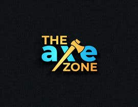 nº 129 pour Design a Logo for The Axe Zone par sumiapa12