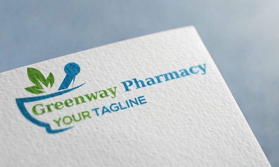 Proposition n°312 du concours Pharmacy Logo & Business Card Design