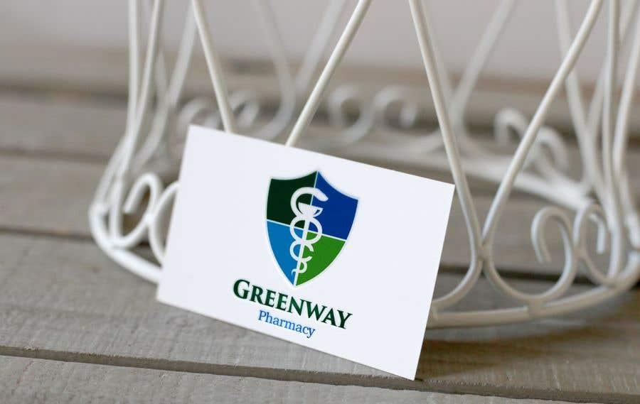 Proposition n°71 du concours Pharmacy Logo & Business Card Design