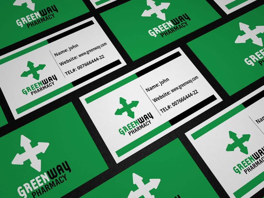 Proposition n°295 du concours Pharmacy Logo & Business Card Design