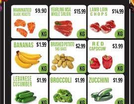 #6 для Fruit shop specials от hossamzakria