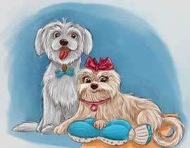 #16 for Draw my dogs by Aukenai