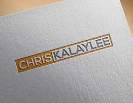 #67 para Chris Kalaylee DJ Logo de anisuddin195751
