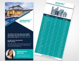 #6 untuk Design a DL size brochure for real estate agent oleh azgraphics939