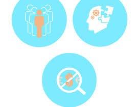 Nro 3 kilpailuun Design icons for features käyttäjältä virgofuadillah