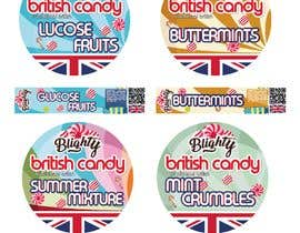 #39 for Create British Retro Candy Packaging Designs by jaypadilla
