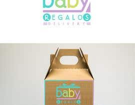 """#173 para Diseñar logotipo para """"delivery de regalos de recién nacido"""" de rusbelyscastillo"""