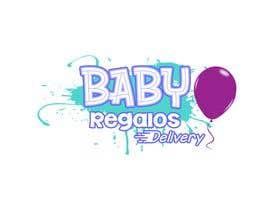 """#199 para Diseñar logotipo para """"delivery de regalos de recién nacido"""" de josepave72"""