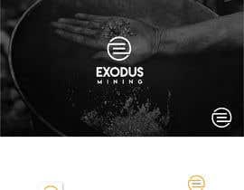 #255 pentru Exodus Mining Logo Design de către rockstar1996