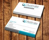 Graphic Design Entri Peraduan #21 for Design some Business Cards for Activate Occupational Therapy
