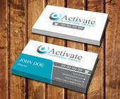 Graphic Design Entri Peraduan #58 for Design some Business Cards for Activate Occupational Therapy