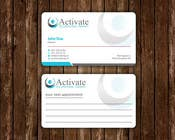 Graphic Design Entri Peraduan #36 for Design some Business Cards for Activate Occupational Therapy