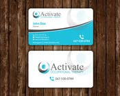 Graphic Design Entri Peraduan #47 for Design some Business Cards for Activate Occupational Therapy