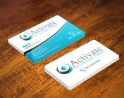 Graphic Design Entri Peraduan #67 for Design some Business Cards for Activate Occupational Therapy