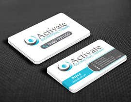 #60 untuk Design some Business Cards for Activate Occupational Therapy oleh mamun313