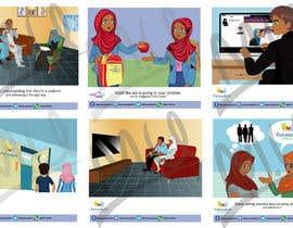 #10 untuk cartoon illustration oleh qshahnawaz