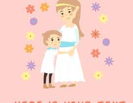 #7 for first communion remembrance cards by seymourg