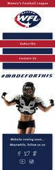 Konkurrenceindlæg #34 billede for American Football Webpage