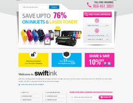 #64 para Website Design for Swift Ink por shoahmed