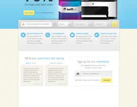 #38 para Website Design for Swift Ink por andrewnickell