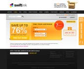 Website Design for Swift Ink için Graphic Design18 No.lu Yarışma Girdisi