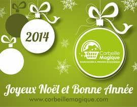 #11 para Design a Christmas greeting card por violasziky